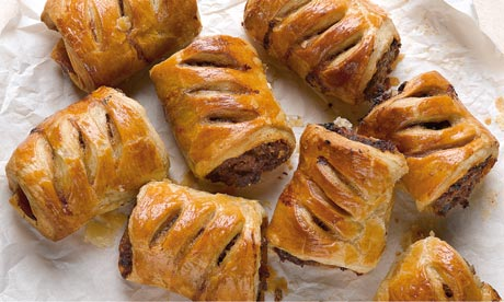 Sausage Rolls (British-style Pigs In A Blanket) Recipes — Dishmaps