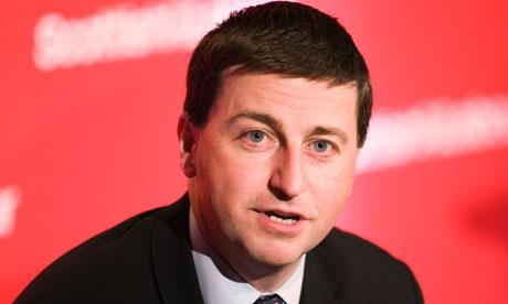 Labour MP Douglas Alexander