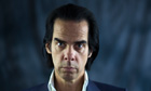 'I get overexcited' … Nick Cave.