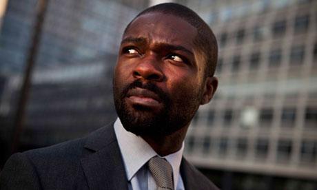 David Oyelowo as Edward Ekubo in Complicit