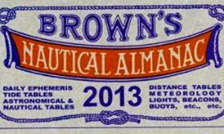 Brown's Nautical Almanac