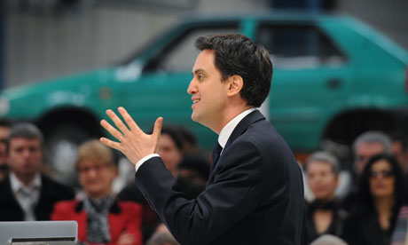 Ed Miliband urges Nick Clegg to back mansion tax