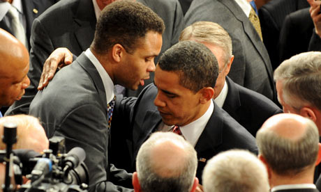 jesse jackson junior and obama