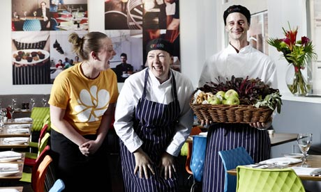 Create, the award-winning 'big society' restaurant, closes down