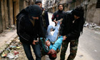 Free Syrian Army fighters ICC murder torture charges