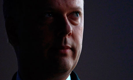 Chris Grayling - youth custody announcement