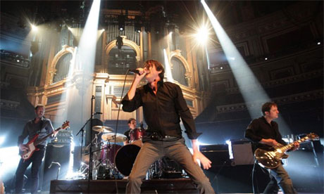 Suede - Teenage Cancer Trust concerts - London, 2010