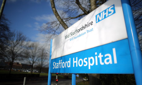 Robert Francis QC Publishes His Inquiry Into Mid Staffordshire Hospital