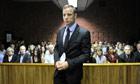 Oscar Pistorius Reeva Steenkamp shooting