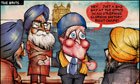 20.02.13: Ben Jennings on David Cameron's Amritsar visit