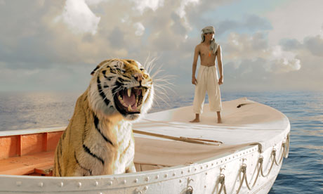 Life of Pi.