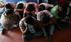 Asylum seekers from Sri Lanka arrested for attempting to sail to Australia illegally by boat