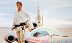 Mark Hamill in Star Wars Episode IV: A New Hope