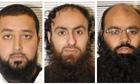 Suicide bombers Ashik Ali Irfan Khalid Irfan Naseer guilty