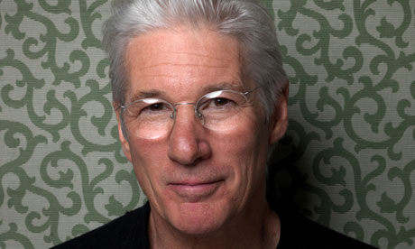 Richard Gere: 'Acting is like high finance – it often involves fraud'