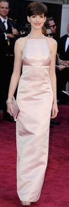 Anne Hathaway, she dreamed a dream, yada yada yada