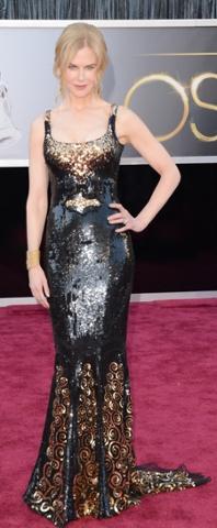 Nicole Kidman, chillaxing