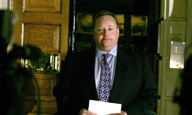 Lord Rennard, the former Lib Dem chief executive. Nick Clegg has now admitted that he was told about allegations of misconduct by Rennard in 2008.