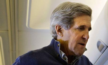 John Kerry John kerry, who said new us