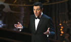Seth MacFarlane Oscars 2013