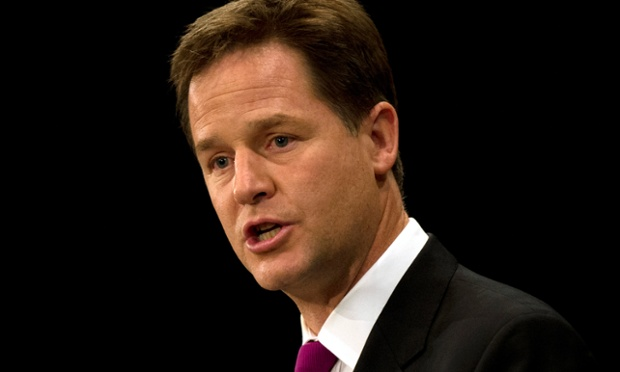 Nick Clegg is facing criticism because of his handling of the sexual misconduct allegations against Lord Rennard, the former Lib Dem chief executive.