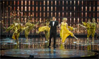 Seth MacFarlane hosts the Oscars 2013