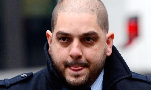 Tamara Ecclestone's ex-boyfriend Derek Rose jailed over blackmail plot | UK news | The Guardian - Derek-Rose-011