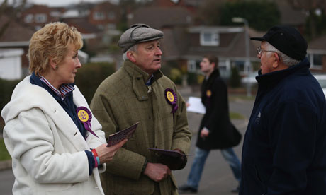 Eastleigh byelection Neil Hamilton Ukip