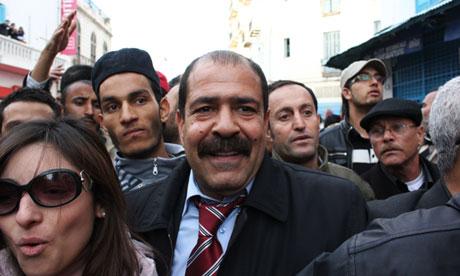 Tunisia four suspects arrested murder Chokri Belaid