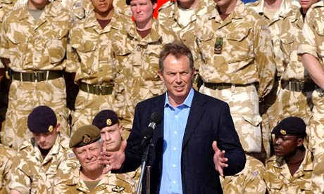 Tony Blair Iraq 10 years on