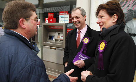 Ukip at Eastleigh