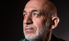 Afghanistan president Hamid Karzai Guardian interview