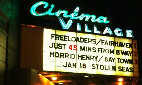 cinema in new