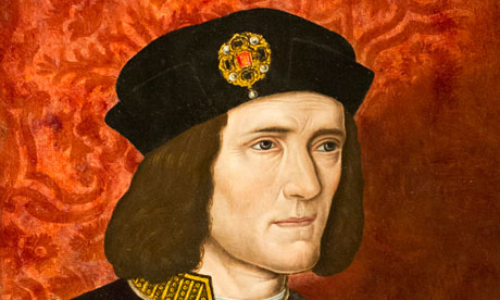 Painting of Richard III by an unknown artist
