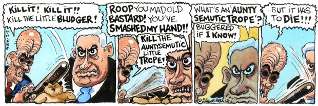 Steve Bell's If ... 05.02.2013