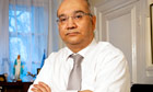 Keith Vaz, chairman of the Commons home affairs committee