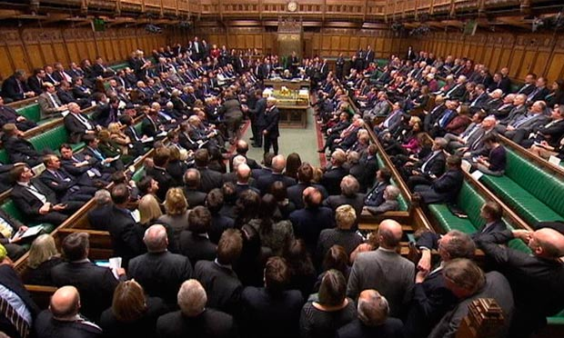 How did your MP vote on the gay marriage bill?