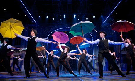 EXPIRED Singin' in the Rain: Buy top price tickets for £39.50 | Extra