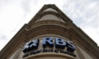 A Royal Bank of Scotland (RBS) branch in London, Britain, 06 February 2013.