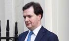 George Osborne deficit reduction