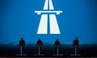 Kraftwerk perform Autobahn at Tate Modern