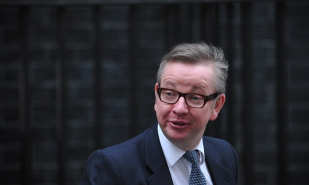 Michael Gove is abandoning his plans to replace GCSEs with a new English Baccalaureate certificate.
