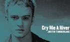 Cry Me A River cover art
