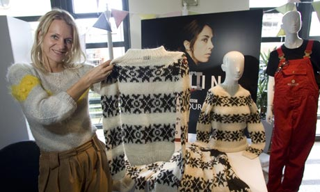 Knitting Pattern For The Killing Jumper : Killing jumper caught up in legal battle Television & radio The Guardian