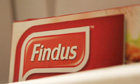 Testing has revealed some Findus beef lasagne  readymeals may have contained up to 100% horsemeat