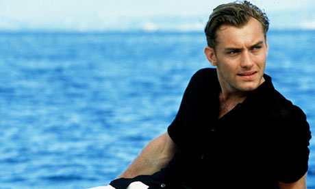 Jude Law in the The Talented Mr Ripley.