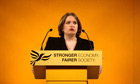 Jo Shaw, Liberal Democrat spring conference, 10/3/13