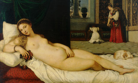 Venus of Urbino by Titian
