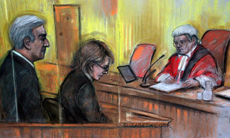 Chris Huhne and Vicky Pryce: what the judge said
