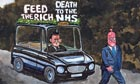 Steve Bell cartoon, 12.03.2013